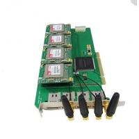 Wholesale Asterisk Card 4-ports GSM card from china suppliers