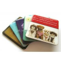 Buy cheap customized epoxy resin fridge magnet for refrigerator with printing from wholesalers