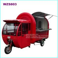 Wholesale Mobile Food Cart, Shawarma food cart, coffee cart from china suppliers
