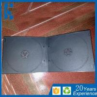 Buy cheap 7mm black short double dvd case from wholesalers