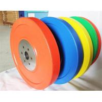 Wholesale MX-1WBP039Olympic Rubber Bumper Plate from china suppliers