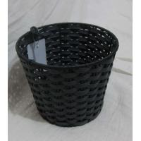 Wholesale Black PE basket from china suppliers