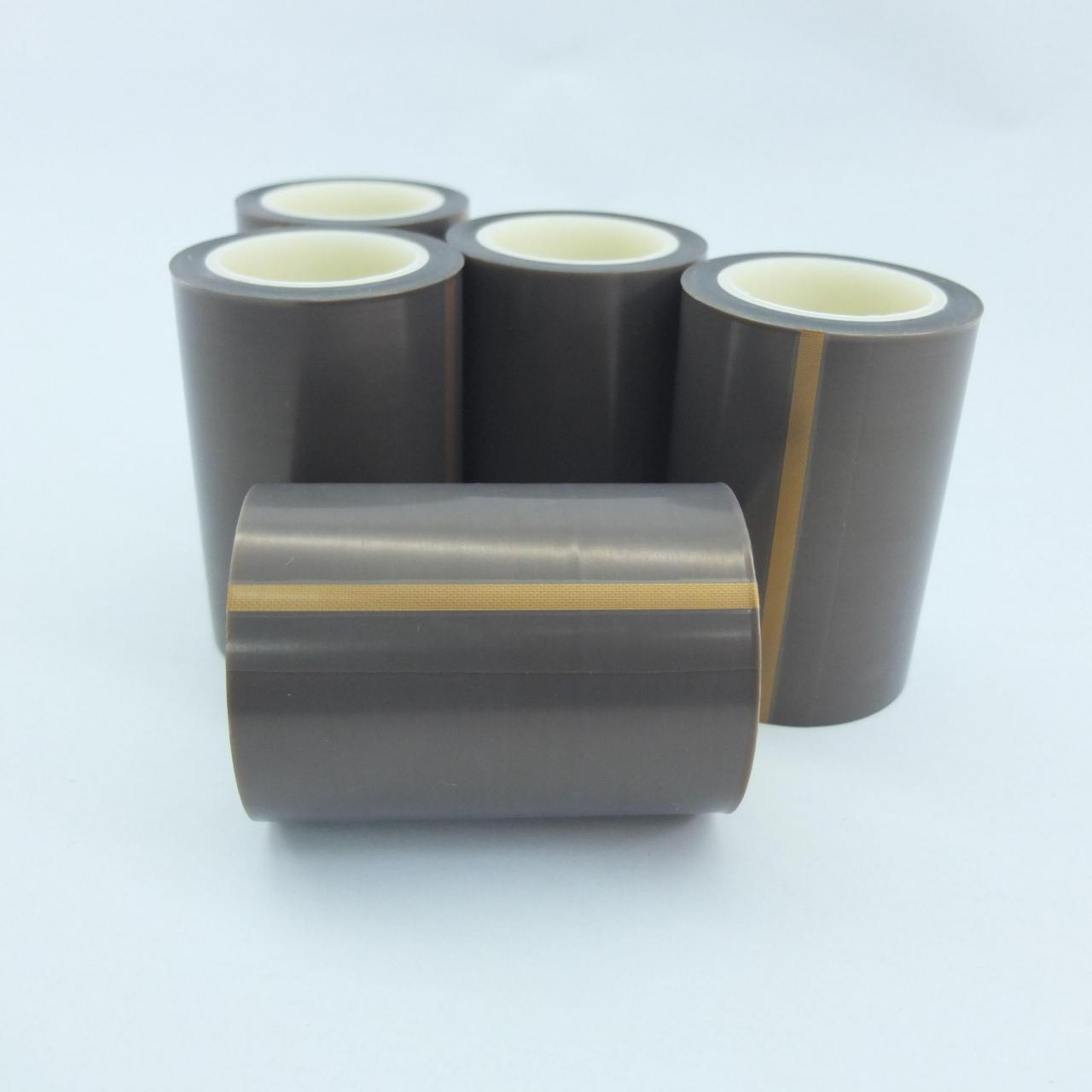 Buy cheap Electrical Insulating Skived Teflon PTFE Tape Using Fluoroplastic Film with Silcon Adhesive from wholesalers