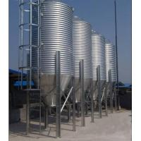 Wholesale feed Galvanized Sheet Silo from china suppliers
