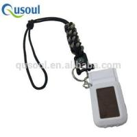 Buy cheap Strong Paracord Lanyard, paracord Necklace With Metal Compass Buckle For Keys , ID holders from wholesalers