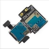 Wholesale Samsung Galaxy S4 i9500 SIM Card and SD Card Reader Contact Holder Tray from china suppliers