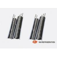 Buy cheap Hot Water Coil Heat Exchanger / Stainless Steel Evaporator Coil Easy clean from wholesalers