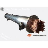 Buy cheap Titanium Twisted Tube Heat Exchanger , Marine Refrigeration Condensing Unit from wholesalers