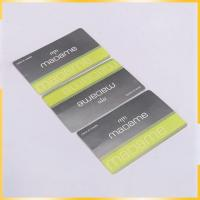 Buy cheap personalized custom garment tags printing service from supplier from wholesalers