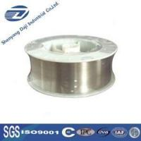 Buy cheap AWS A5.14 ERNiCrMo-3 (Inconel 625) Nickel Base Alloy Overlaying Welding Wire from wholesalers