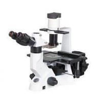 Buy cheap Laboratory Equipment NIB-100F Inverted Fluorescent Biological Microscope from wholesalers
