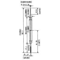 Buy cheap USA Hamlin Reed Switch HYR 5051 from wholesalers