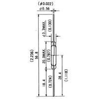 Buy cheap USA Hamlin Reed Switch HYR 2034 from wholesalers