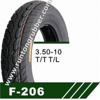 Wholesale MOTORCYCLE TIRE F-206 from china suppliers