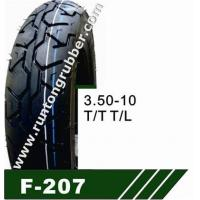MOTORCYCLE TIRE F-207
