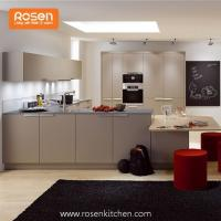 Buy cheap Shaker Style Best Matt Satin Finish Lacquer Grey Spray Paint Kitchen Cabinets from wholesalers