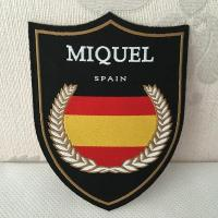 Buy cheap Football Soccer Woven Badge Garment Patch from wholesalers