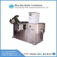 Buy cheap Wastewater Treatment Low Price Oil Separator for Wastewater from wholesalers