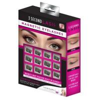 3 Second Lash Magnetic Eyelashes | 3 Pairs of Lashes | Natural & Bold Styles