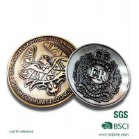 Buy cheap Army Challenge Coin No Minimum from wholesalers
