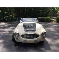 Wholesale 19590000 Austin Healey 100-6 Louvered bonnet from china suppliers