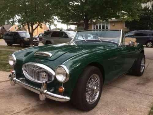 Buy cheap Austin Healey 3000 Wide Body Roadster (1962) from wholesalers