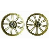 Buy cheap Motorcyle alloy wheel DY100 motorcycle wheel from wholesalers