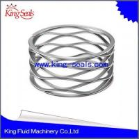 Buy cheap Flat topped wave springs from wholesalers