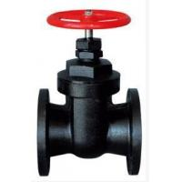 Buy cheap cast iron non-rising stem gate valve from wholesalers
