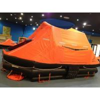 Buy cheap liferafts Inflatable Type from wholesalers