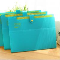 Buy cheap Eco Friendly PP expandable file folder from wholesalers