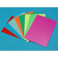 Buy cheap Widely Used A4 Plastic Sheet product