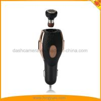 Buy cheap Car Charger with Two Reversible USB Ports and Stereo Noise Canceling Bluetooth Earphone from wholesalers