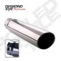 Buy cheap 5 STAINLESS STEEL EXHAUST TIP - BOLT ON ROLLED ANGLE from wholesalers