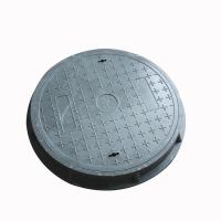 Buy cheap D300 Round Composite Manhole Cover from wholesalers