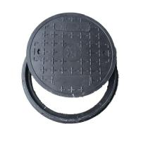 Buy cheap D500-2 Round Composite Manhole Cover from wholesalers