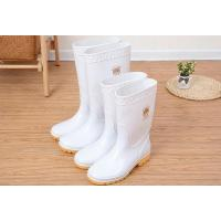 Buy cheap JW-203 & 205 Food Process Water Proof PVC Boots from wholesalers