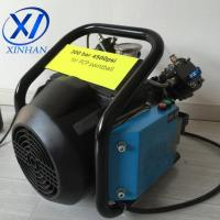 Buy cheap High pressure air compressor 300bar air compressor for pcp airgun paintball from wholesalers