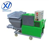 Buy cheap Construction machinery Mortar spraying machinery from wholesalers