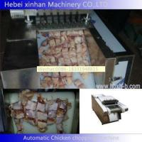 Buy cheap Hot sale chop chicken machine Meat bone cutting saw/machine / Chicken chopping machine from wholesalers