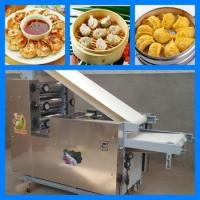 Buy cheap Best quality commercial small gyoza skin machine/dumpling Wrapper Making Machine from wholesalers