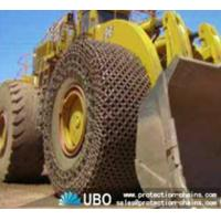 Wholesale Tire protection chain for OTR tire used on wheel loader from china suppliers