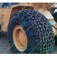 Wholesale Alloy steel welded 11.00-20 tractor tire chains for mining from china suppliers