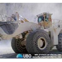 Buy cheap 11.00-20 tractor tire chains/tire chains/chains for sale used on OTR tyre from wholesalers