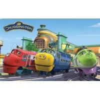 Wholesale Chuggington Shirt Iron on Transfer #2 from china suppliers
