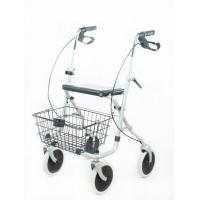 Wholesale 4-Wheeled Steel Rollator from china suppliers