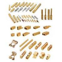 Anodizing Brass Electrical Fittings , Small Watertight EMT Fittings With Custom Welding