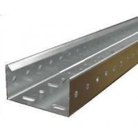 Buy cheap Structural Pultruded Building Cable Tray Fiberglass FRP Material Grey Color from wholesalers