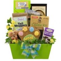 Buy cheap Goodies for Dog and Owner Gift Basket from wholesalers