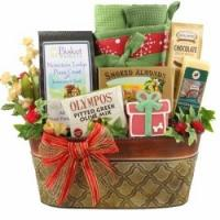 Buy cheap Pizza Pals Dog and Owner Gift Holiday Basket from wholesalers